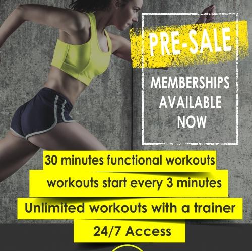 Gym poster design