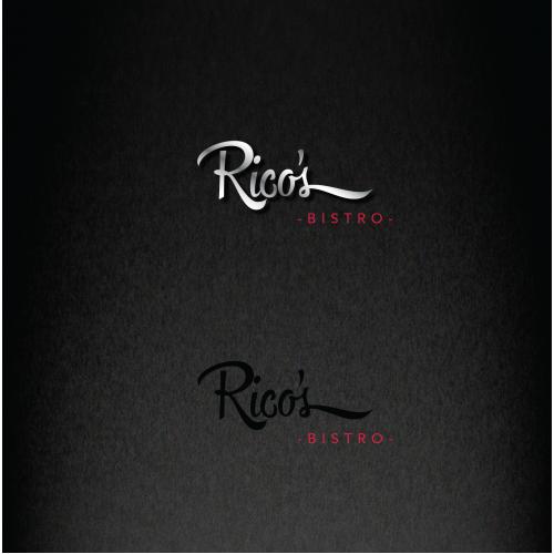 Logo for Rico's Bistro