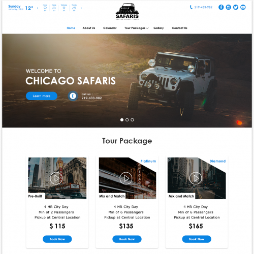 Chicago Safaris