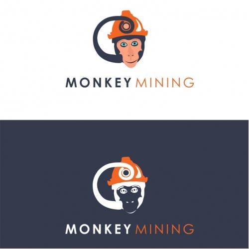 Monkey Mining Logo