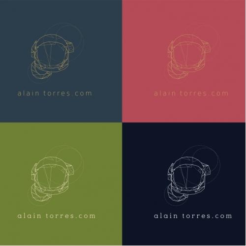 Alain Torres Logo