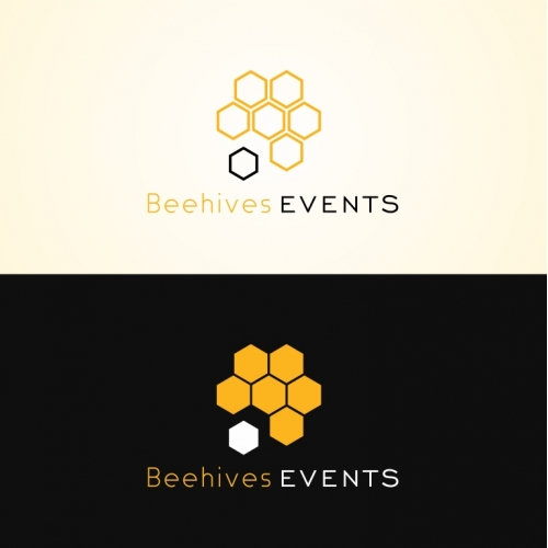 Beehives Events Logo