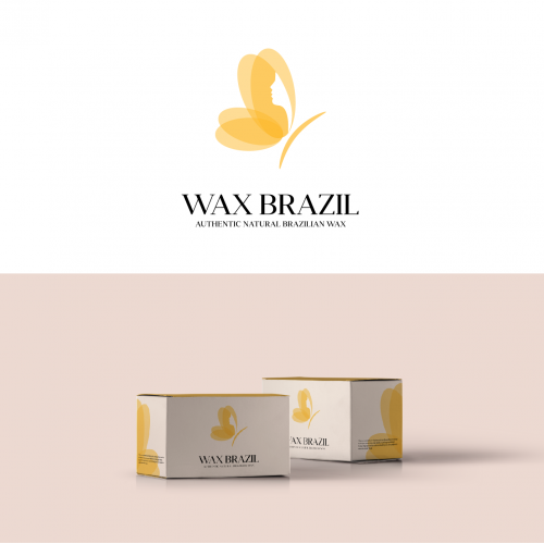 Logo and package design for natural wax