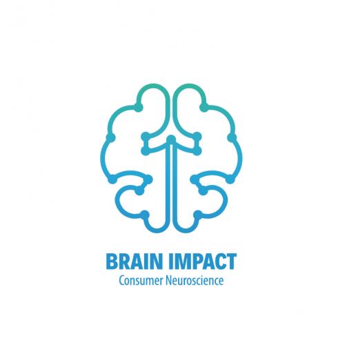Logo design for Brain Impact
