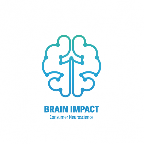 Logo design for Brain Impact