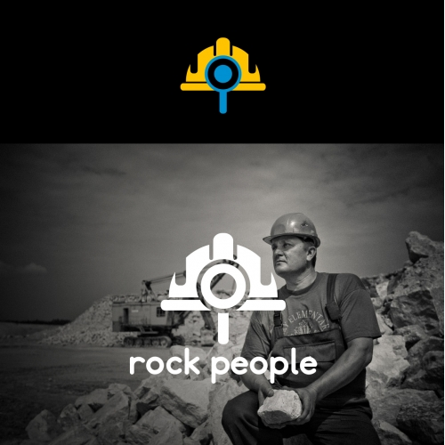 Logo for Rock People