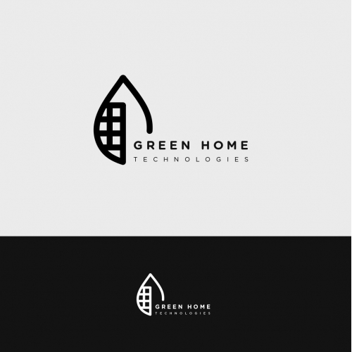 Logo design for Green Home Technologies