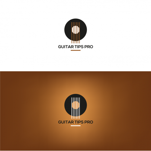 Logo for Guitar Tips Pro