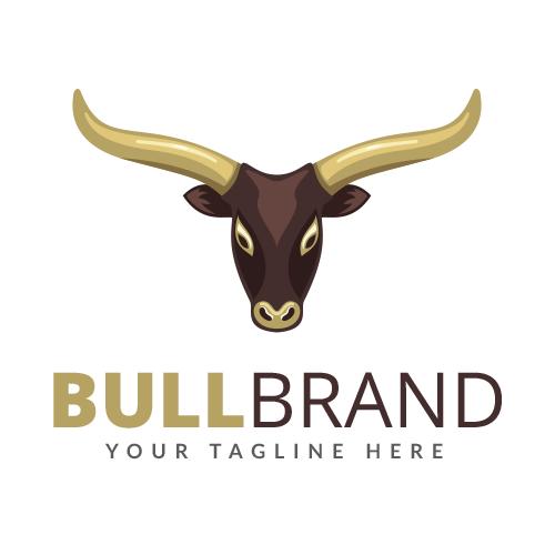 Bull Brand Logo