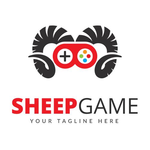 Sheep Game Logo