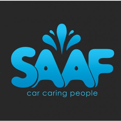 Logo Design for Saaf Car caring people