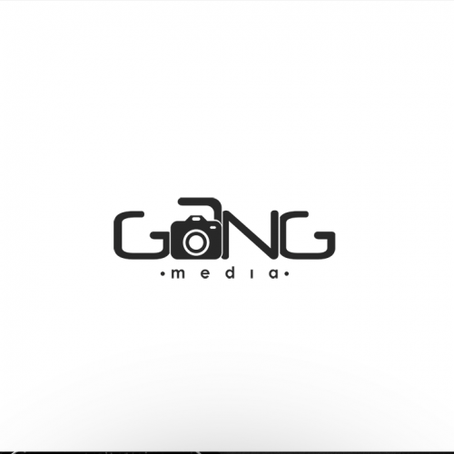 Logo Design for Gang Media