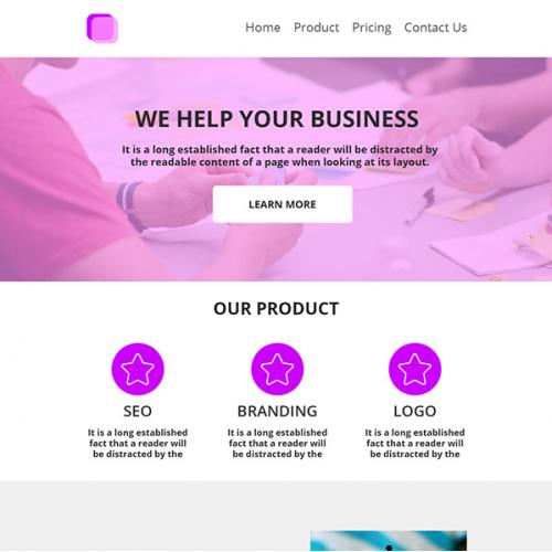 Business website-3