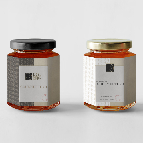 Jar Label and Packaging design
