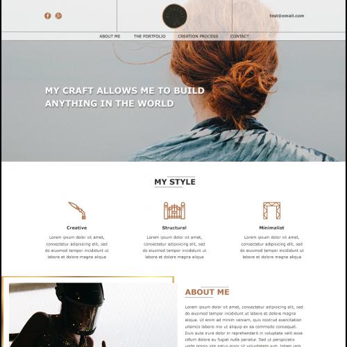 Welder website