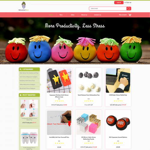 Toys site