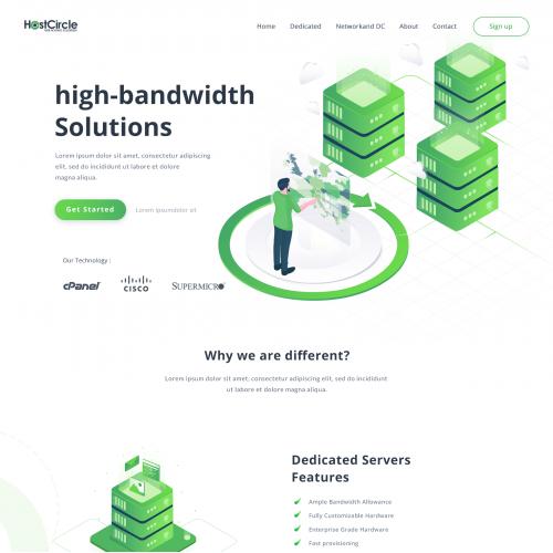 Server Management Portal