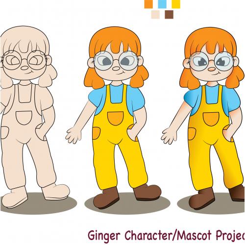 Character project perso