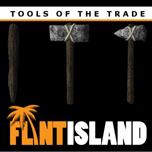 Flint Island Melee Assets