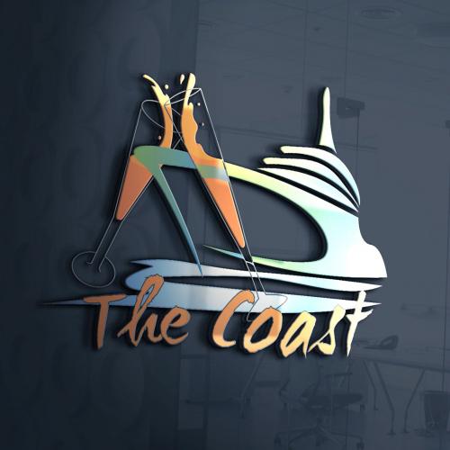 The Coast FM radio logo design contest