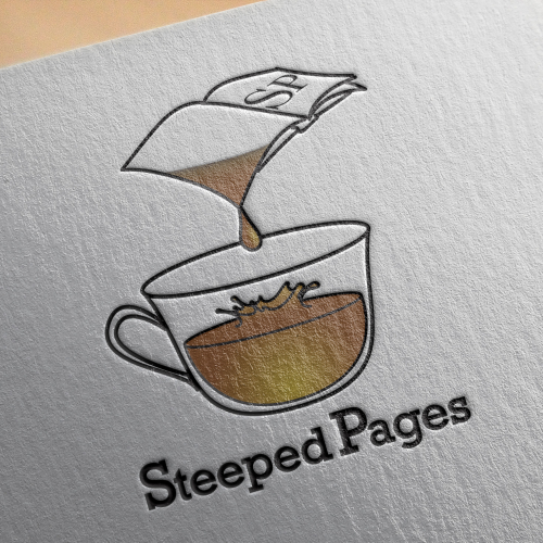 Steeped Pages Final Design on Paper