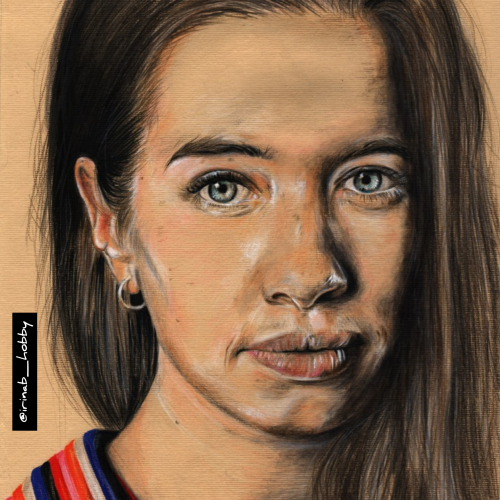 Anna Popplewell portrait