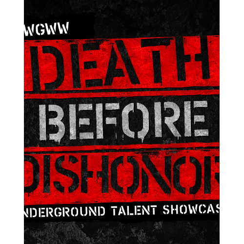 Death Before Dishonor Flyer