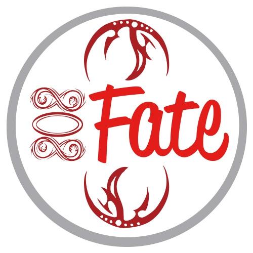 808 Fate logo