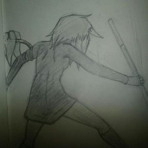 fighting persona