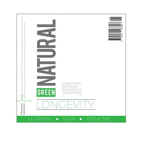 Product Logo and Label Design