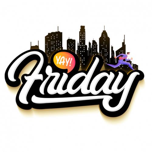 Friday - Social Media Post