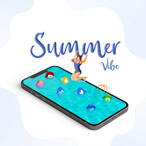 Summer - Social Media Post