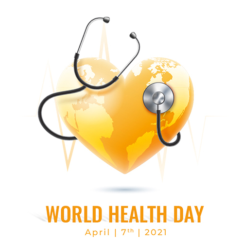 World Health Day - Social Media Page
