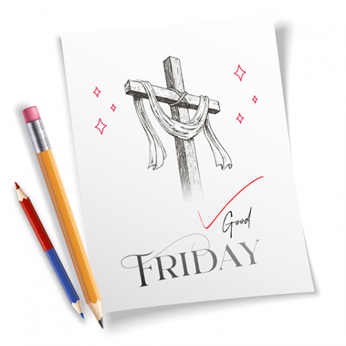 Good Friday - Social Media Post