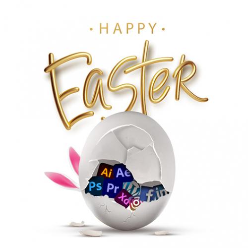 Easter - Social Media Post