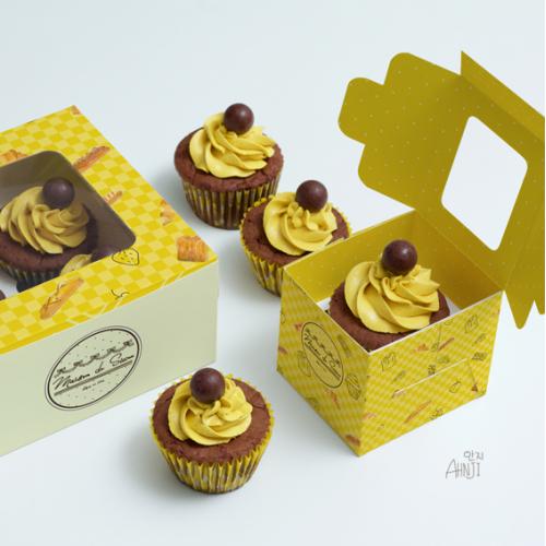 Bakery_Packaging illustration/design
