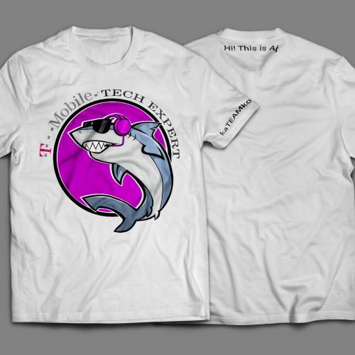 Shark Shirt Design