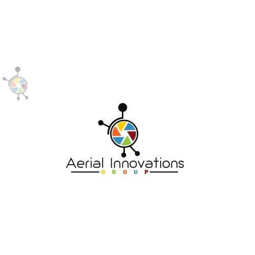 Logo Design for Aerial Innovation
