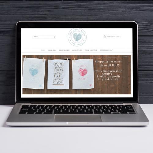 A Few Good Women - Website