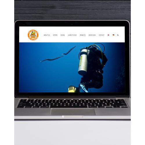 iDive Website