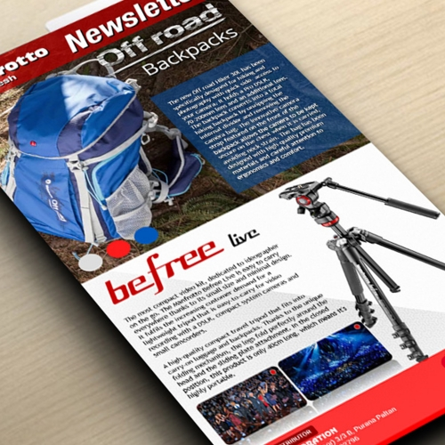 Newslater Design