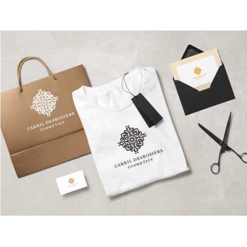 Carril Desrosiers_cosmetic branding