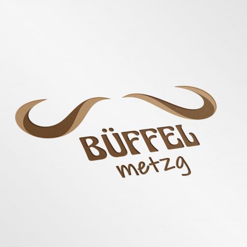 Logo design for a butcher's
