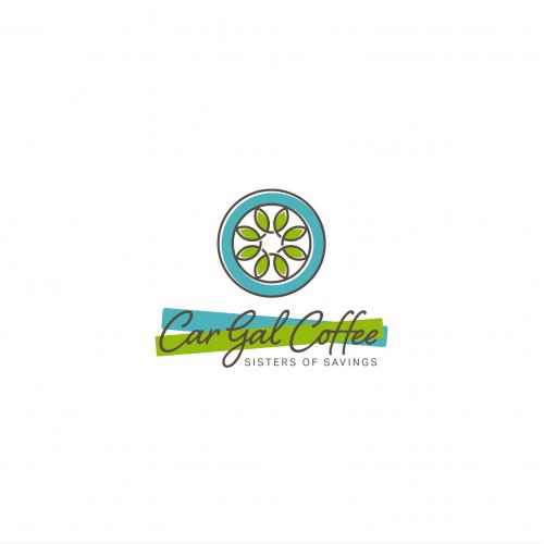 Logo design for car-themed podcast