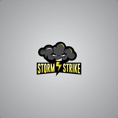 Storm Strike Gaming Logo