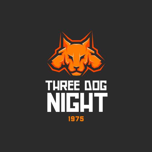 Three Dog Night Concert Logo