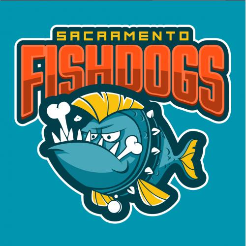 Sacramento Fishdogs - Band logo