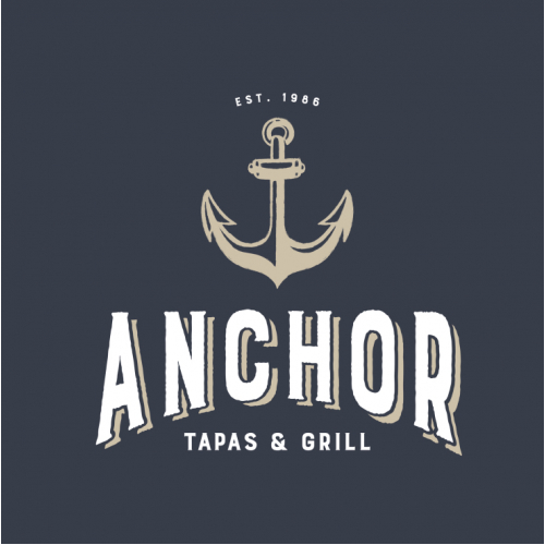 Mock Restaurant logo - Anchor Tapas
