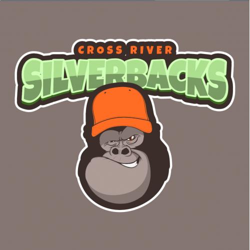 Cross River Silverbacks - Mascot Logo