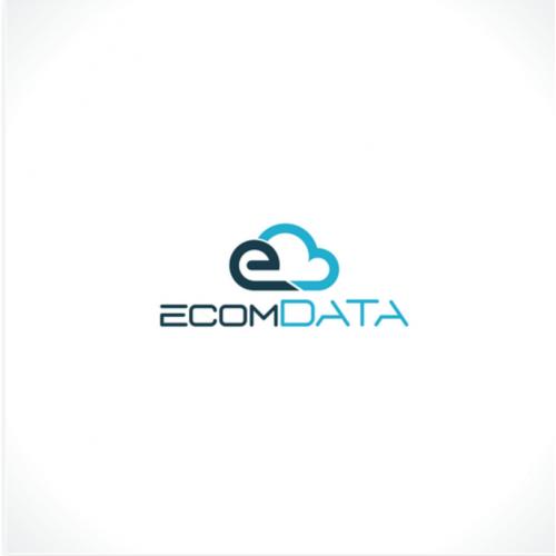 Ecom Data Cloud Tech Logo